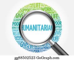 Stock Illustration - Humanitarian  Clipart gg80137949 - GoGraph