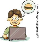 Hungry Kid Stock Illustrations – 2,427 Hungry Kid Stock Illustrations,  Vectors & Clipart - Dreamstime