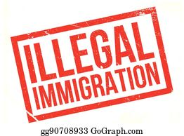 Illegal Immigration Clip Art - Royalty Free - GoGraph