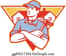 Handyman Clipart Bob The Builder - Paver Cartoon , Free Transparent Clipart  - ClipartKey