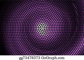 Elliptical galaxy. Spiral clip art royalty