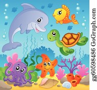 ᐈ Of deep sea creatures stock images, Royalty Free deep sea creatures  drawings   download on Depositphotos®