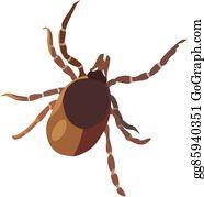 Bug clipart tick, Bug tick Transparent FREE for download on WebStockReview  2020