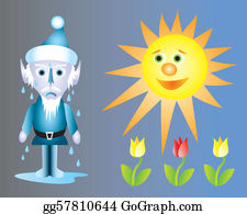 Jack Frost Clip Art - Royalty Free - GoGraph