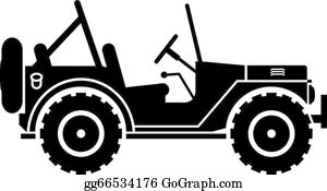 Jeep Clip Art Royalty Free Gograph