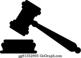 Judge Clip Art - Royalty Free - GoGraph