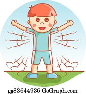 Boy Jumping Clip Art - Royalty Free - GoGraph  Jumping
