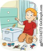 Image result for free clipart image of kids doing chores
