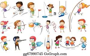 Hobbies Clip Art Royalty Free Gograph