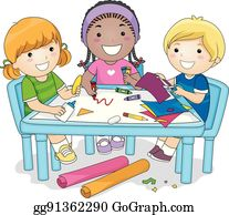 Arts And Crafts Clip Art Royalty Free Gograph