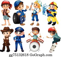 Jobs Clip Art Royalty Free Gograph
