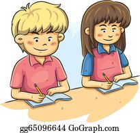 Free Images Of Children Writing, Download Free Clip Art, Free Clip Art on  Clipart Library