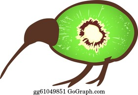 Kiwi Bird Clip Art Royalty Free Gograph
