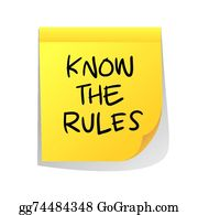 Four Firearm Safety Rules - Rules Icon Png Clipart (#3789480) - PinClipart