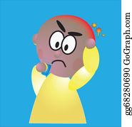 Kopfschmerzen Für Kinder Stock Vektor Art und mehr Bilder von Berühren -  iStock