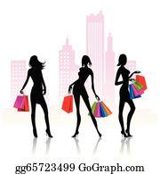 a815016b66d Go Shopping Clip Art - Royalty Free - GoGraph