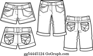 Free Shorts Cliparts, Download Free Clip Art, Free Clip Art on Clipart  Library