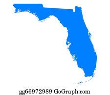 Florida Clipart Lizenzfrei Gograph