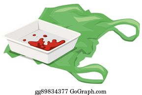 Leftover Clip Art - Royalty Free - GoGraph