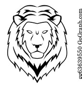 Lion Face Clip Art Royalty Free Gograph Support us by sharing the content, upvoting wallpapers on the page or sending your own background pictures. lion face clip art royalty free gograph
