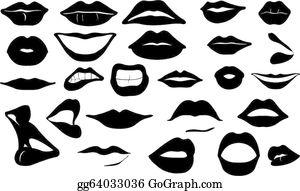 Lips Clip Art