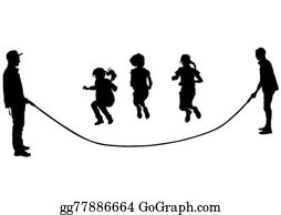 Jump Rope Cliparts, Stock Vector And Royalty Free Jump Rope Illustrations