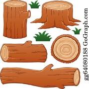 Log Clip Art