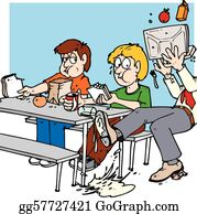 lunch room clip art royalty free gograph rh gograph com lunchroom clipart png lunchroom clip art for children