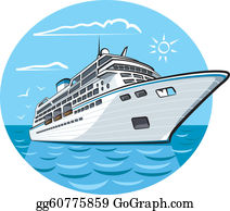 Cruise Ship Clip Art Royalty Free Gograph