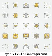 Machine Learning Clip Art Royalty Free Gograph