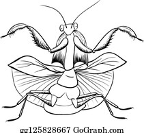 Royalty Free Praying Mantis Clip Art Gograph