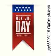 Martin Luther King Day Clip Art Royalty Free Gograph
