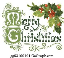 Vintage Christmas Clip Art Royalty Free Gograph