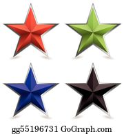 Star outline images 4 inch star pattern use the printable outline for  crafts clipart - WikiClipArt