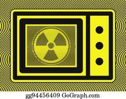 Clip Art 5g Radiation Health Risk Stock Illustration