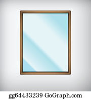 Gold Mirror Cosmetic Clipart Png Vector Element, Mirror, Gold Mirror,  Golden PNG and Vector with Transparent Background for Free Download