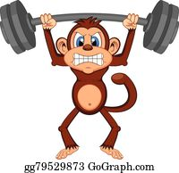 Weightlifting Clip Art - Royalty Free - GoGraph