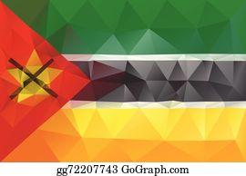 Mozambique Clip Art - Royalty Free - GoGraph