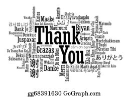 Thank You Cliparts, Stock Vector And Royalty Free Thank You Illustrations