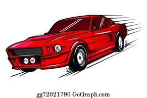 Muscle Car Clip Art Royalty Free Gograph