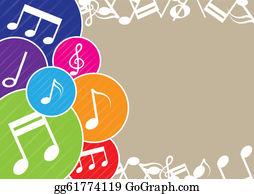 Girl Headphones Listening Music Vector Illustration Stock Vector (Royalty  Free) 274334018
