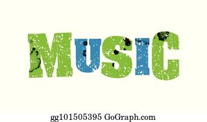 Hymn Lyrics Clip Art - Royalty Free - GoGraph