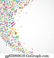 Pop Music Clip Art - Royalty Free - GoGraph
