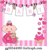Baby Girl Clip Art Royalty Free Gograph