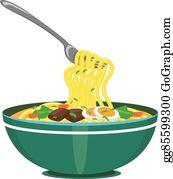 Image result for noodles clipart