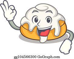 30+ Cinnamon Roll Cartoon Gif