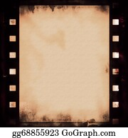 stock illustration grunge film strip background stock art illustrations gg68377385 gograph gograph