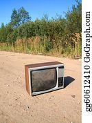 Old Time Tv Stock Photos - GoGraph
