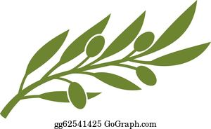 Olive Branch Clip Art Royalty Free Gograph