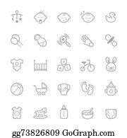Baby Blocks Stock Illustrations - Royalty Free - GoGraph